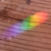 スワロフスキーの虹:開拓生活研究所ブログ