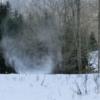 冬のつむじ風:開拓生活研究所ブログ