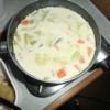 北海道の野菜スープ